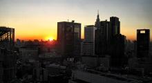 A Tokyo Sunrise