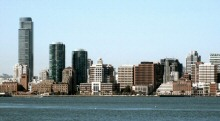 A Partial View of Downtown San Francisco from Treasure Island