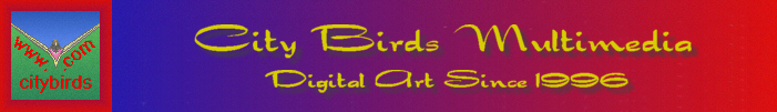 City Birds Home Page