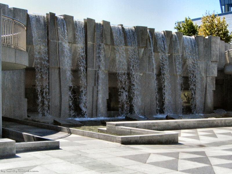 Yerba Buena Gardens San Francisco